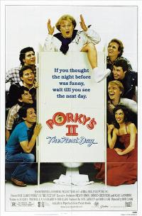 Porky's 2: The Next Day - 27 x 40 Movie Poster - Style B