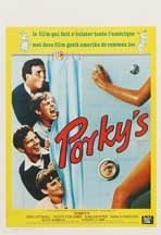 Porky's - 27 x 40 Movie Poster - Belgian Style A