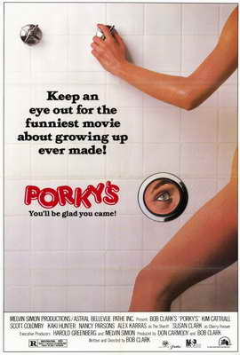 Porky's - 27 x 40 Movie Poster - Style A