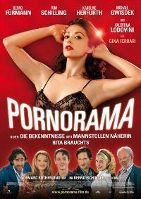 Pornorama - 11 x 17 Movie Poster - Style A