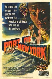 Port of New York - 11 x 17 Movie Poster - Style A