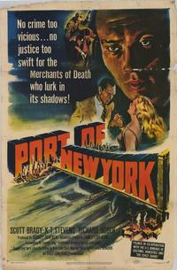 Port of New York - 27 x 40 Movie Poster - Style A