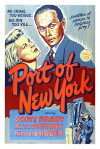 Port of New York - 11 x 17 Movie Poster - Style C