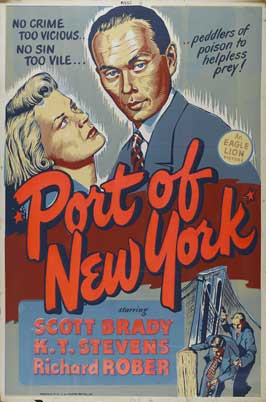 Port of New York - 27 x 40 Movie Poster - Style C