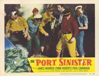 Port Sinister - 11 x 14 Movie Poster - Style A