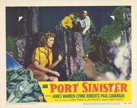 Port Sinister - 11 x 14 Movie Poster - Style B
