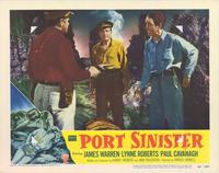 Port Sinister - 11 x 14 Movie Poster - Style D