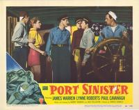 Port Sinister - 11 x 14 Movie Poster - Style C