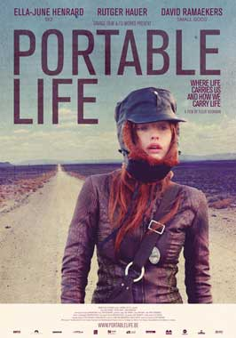 Portable Life - 11 x 17 Movie Poster - Belgian Style A