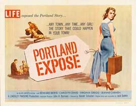 Portland Expose - 22 x 28 Movie Poster - Half Sheet Style A