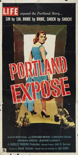 Portland Expose - 14 x 36 Movie Poster - Insert Style A