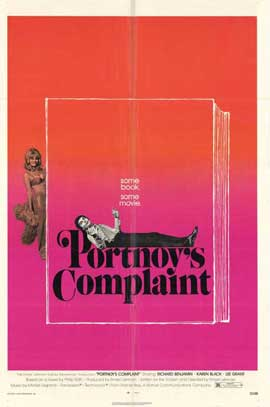 Portnoy's Complaint - 11 x 17 Movie Poster - Style A