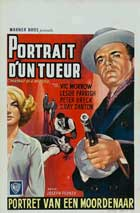 Portrait of a Mobster - 11 x 17 Movie Poster - Belgian Style A