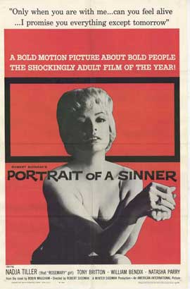Portrait of a Sinner - 11 x 17 Movie Poster - Style A
