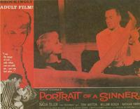 Portrait of a Sinner - 11 x 14 Movie Poster - Style B