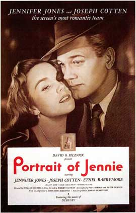 Portrait of Jennie - 11 x 17 Movie Poster - Style A