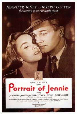 Portrait of Jennie - 27 x 40 Movie Poster - Style A