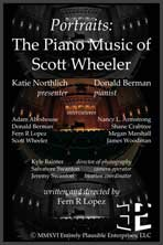Portraits: The Piano Music of Scott Wheeler