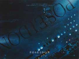 Poseidon - 11 x 17 Movie Poster - Style A