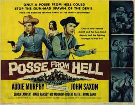 Posse From Hell - 11 x 14 Movie Poster - Style B