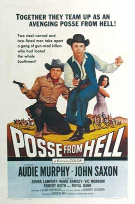 Posse From Hell - 11 x 17 Movie Poster - Style A