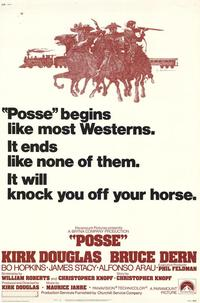 Posse - 27 x 40 Movie Poster - Style A