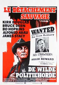 Posse - 27 x 40 Movie Poster - Belgian Style A