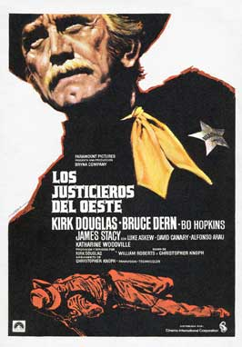 Posse - 11 x 17 Movie Poster - Spanish Style A