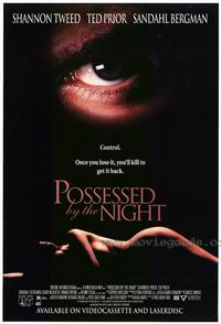 Possessed by the Night - 11 x 17 Movie Poster - Style A