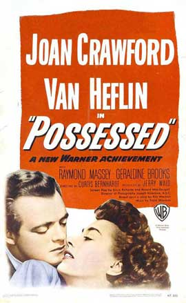 Possessed - 11 x 17 Movie Poster - Style B