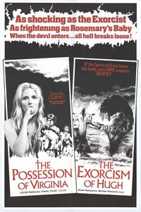 Possession of Virginia/Exorcism of Hugh - 27 x 40 Movie Poster - Style A