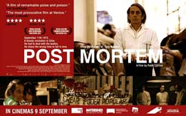 Post Mortem - 11 x 17 Movie Poster - UK Style A