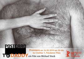 Postcard to Daddy - 11 x 17 Movie Poster - German Style A