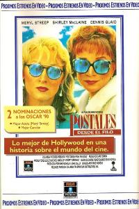Postcards from the Edge - 11 x 17 Movie Poster - Spanish Style A