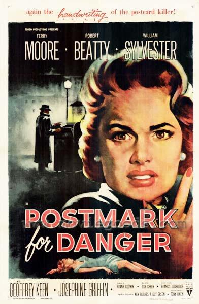 Postmark for Danger movie