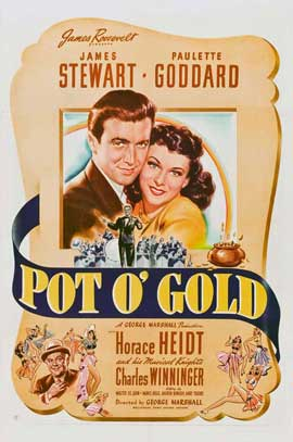 Pot o' Gold - 27 x 40 Movie Poster - Style A