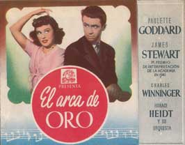 Pot o' Gold - 11 x 17 Movie Poster - Spanish Style A