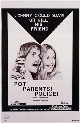 Pot! Parents! Police! - 11 x 17 Movie Poster - Style A