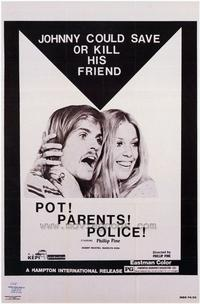 Pot! Parents! Police! - 27 x 40 Movie Poster - Style A