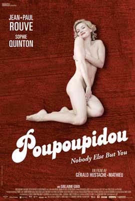 Poupoupidou - 11 x 17 Movie Poster - Danish Style A