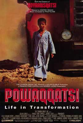 Powaqqatsi: Life In Transformation - 27 x 40 Movie Poster - Style A