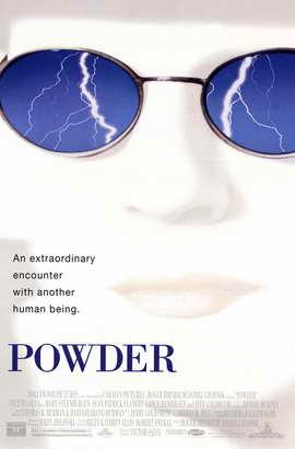 Powder - 11 x 17 Movie Poster - Style B