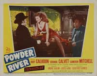 Powder River - 11 x 14 Movie Poster - Style B
