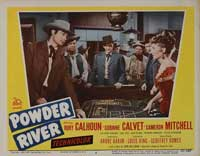 Powder River - 11 x 14 Movie Poster - Style C