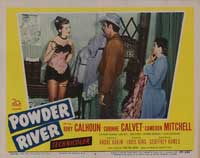 Powder River - 11 x 14 Movie Poster - Style D