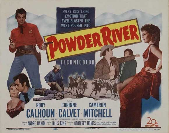 Powder River movie