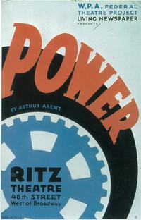 Power (Broadway) - 14 x 22 Poster - Style A