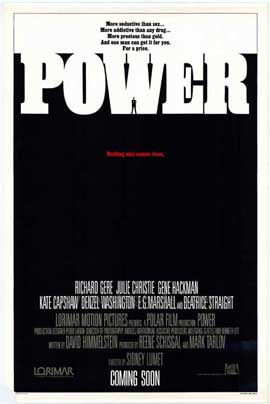 Power - 27 x 40 Movie Poster - Style A