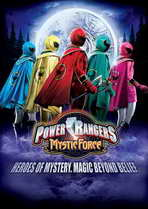 Power Rangers Mystic Force - 11 x 17 Movie Poster - Style A