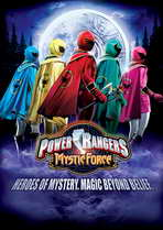 Power Rangers Mystic Force - 27 x 40 Movie Poster - Style A